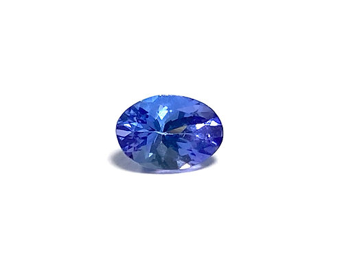 Tanzanite Oval Approx. 0.80 cts