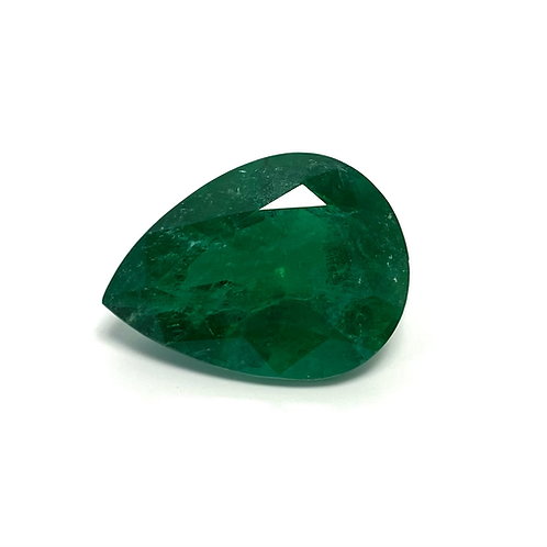 Emerald Pear 18.559 Cts