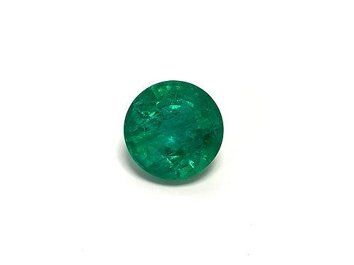 Emerald Round 10.87 cts