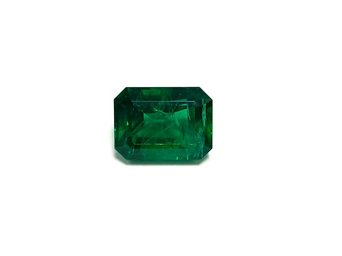 Emerald Emeraldcut 7.81 CT