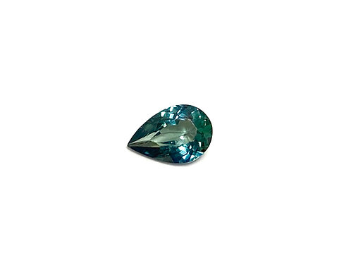 Alexandrite Pear Approx. 0.38 cts