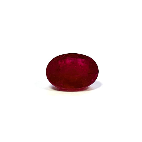 Ruby Oval min 2 cts