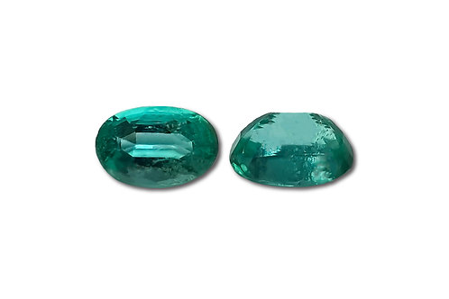 Emerald Oval Calibration