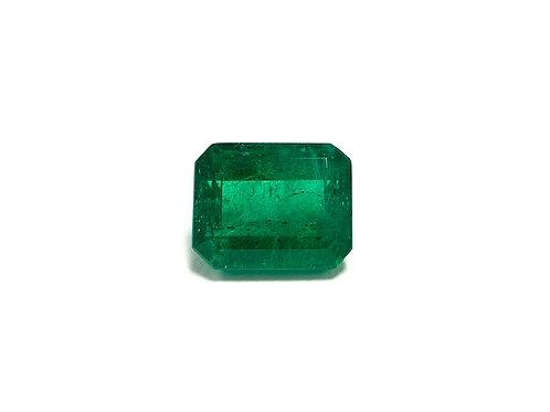 Emerald Emeraldcut 6.40 CT