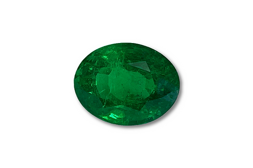 Emerald Oval 5.73 cts