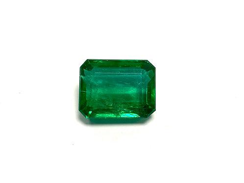 Emerald Emeraldcut 8.92 cts
