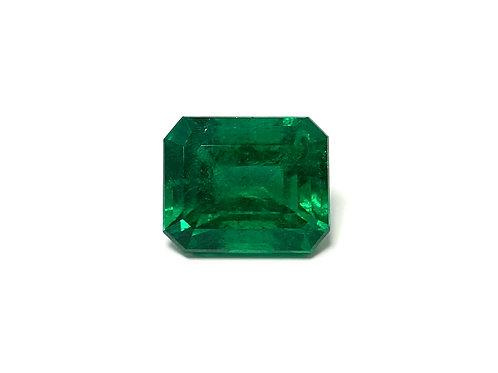 Emerald Emeraldcut 12.08 cts
