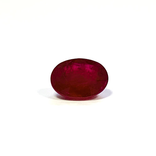 Ruby Oval min 0.9 cts