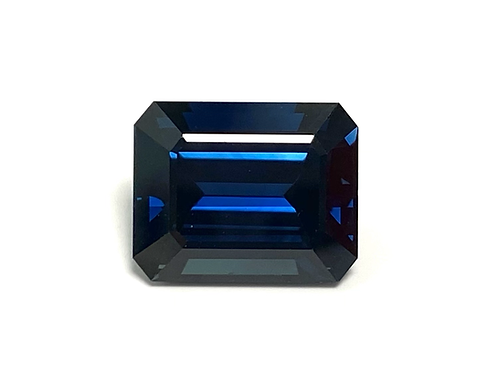 Ceylon Sapphire Emeraldcut 6.22 cts