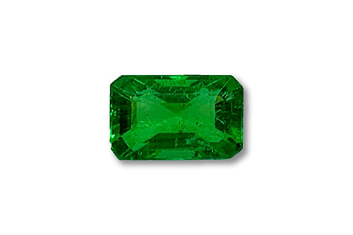 Emeraldcut 0.5 cts