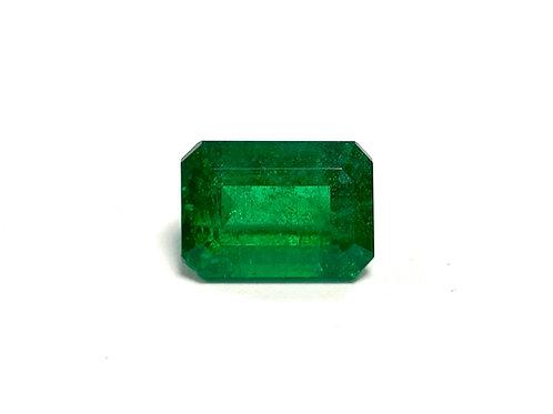 Emerald Emeraldcut 6.88 cts