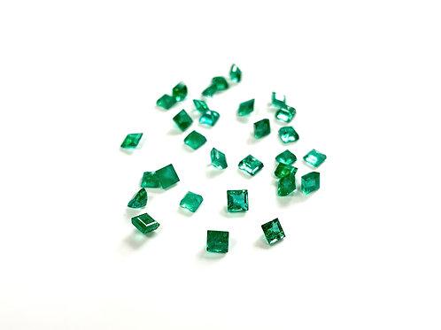 Emerald Square 0.14 cts