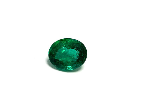 Emerald Oval 4.77 cts