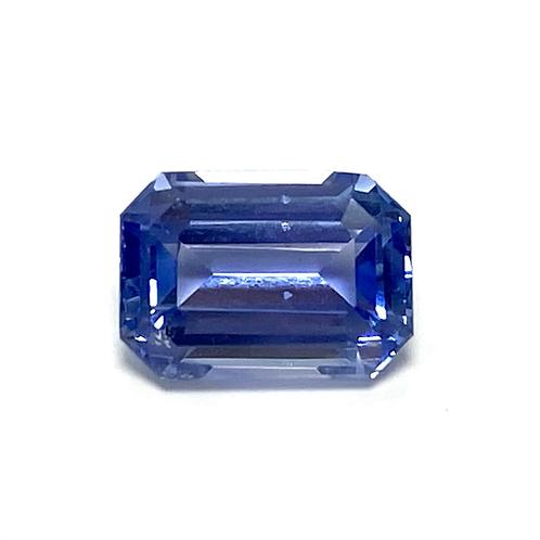 Ceylon Sapphire Emeraldcut 2.23 Cts