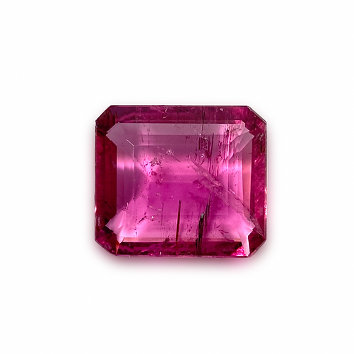 Pink Tourmaline Emeraldcut 20.97 cts