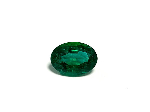 Emerald Oval 6.48 cts