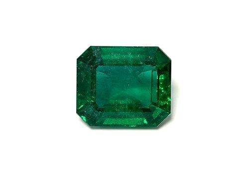 Emerald Emeraldcut 11.02 cts