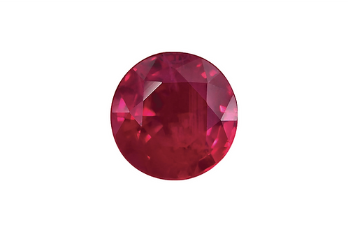 Ruby Round Approx. 2.90mm