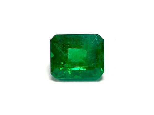 Emerald Emeraldcut 7.15 cts