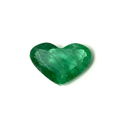Emerald Heart 1.86 Cts
