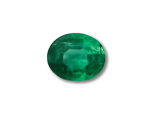 Emerald Oval .55 cts