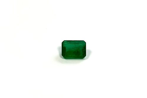 Emerald Emeraldcut 0.9 cts