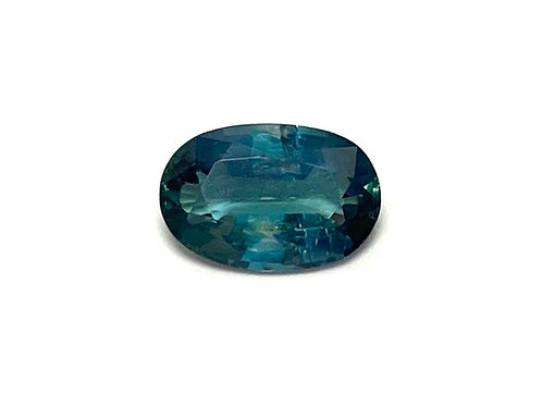 Alexandrite Oval 0.82 cts