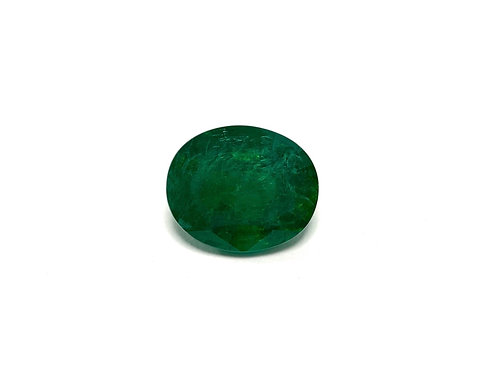 Emerald Oval 15 cts