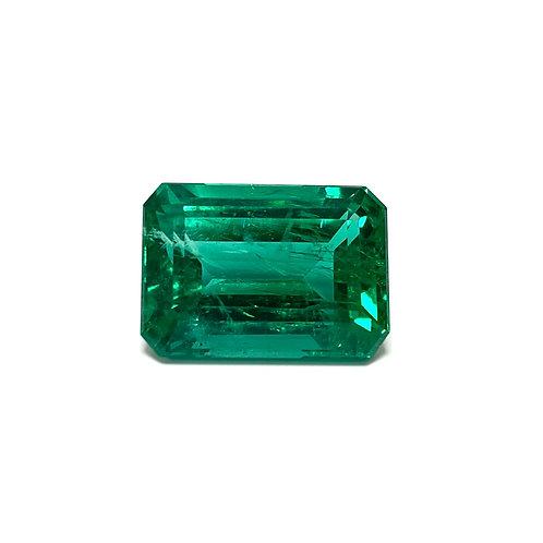 Emerald Emeraldcut 10.03 cts