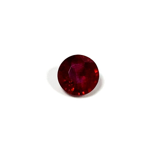 Ruby Round 1 cts