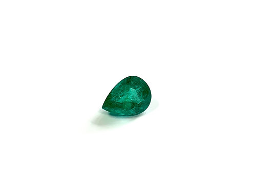 Emerald Pear 1.4 cts