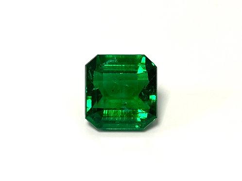 Emerald Emeraldcut 3.93 cts