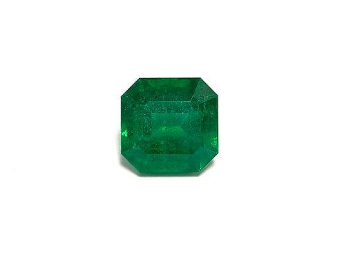 Emerald Emeraldcut 8.44 cts