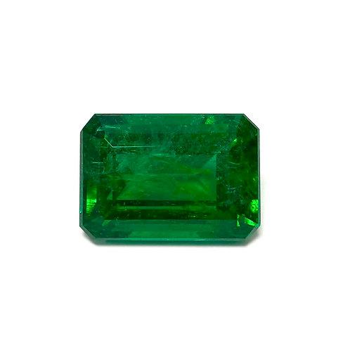 Emerald Emeraldcut 12.02 cts