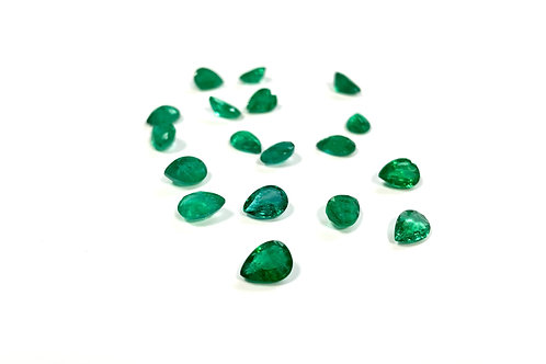 Emerald Pear 0.40 cts