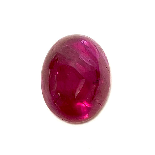 Ruby Cabochon 4.58 Cts