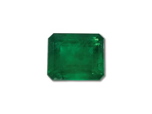 Emerald Emeraldcut 12.18 cts