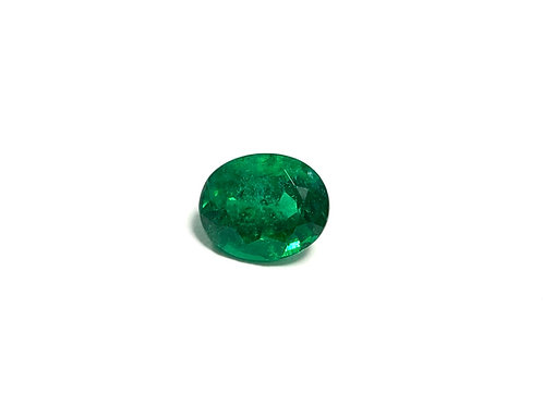 Emerald Oval 5.83 cts