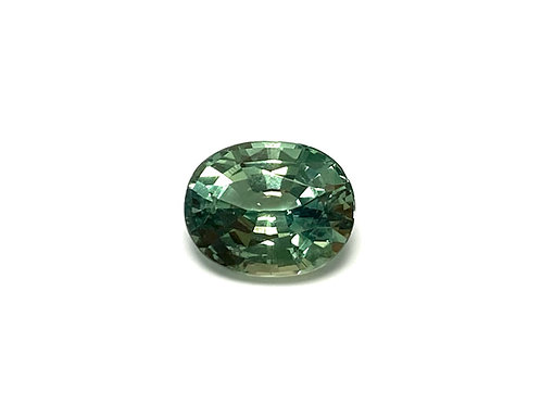 Alexandrite Oval 2.08 cts