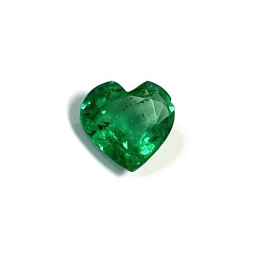 Emerald Heart 0.94 Cts