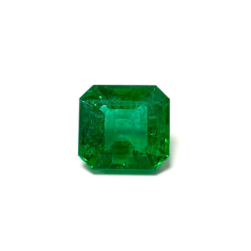 Emerald Emeraldcut 5.66 cts