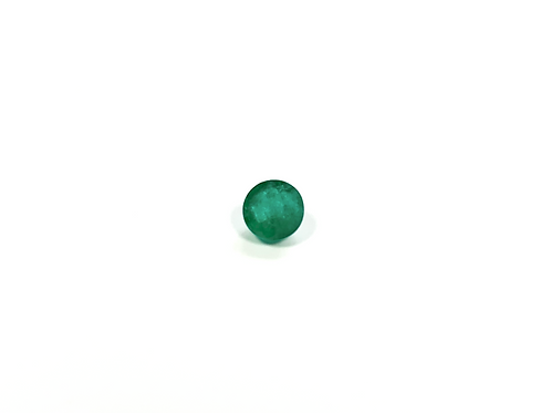 Emerald Round Approx. 6mm