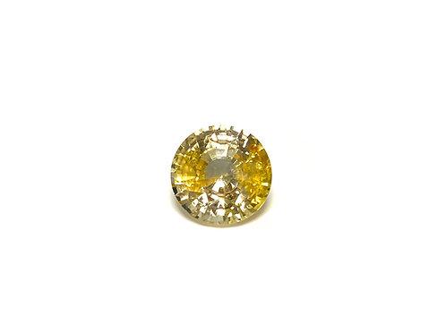 Sapphire Round 4.12 cts