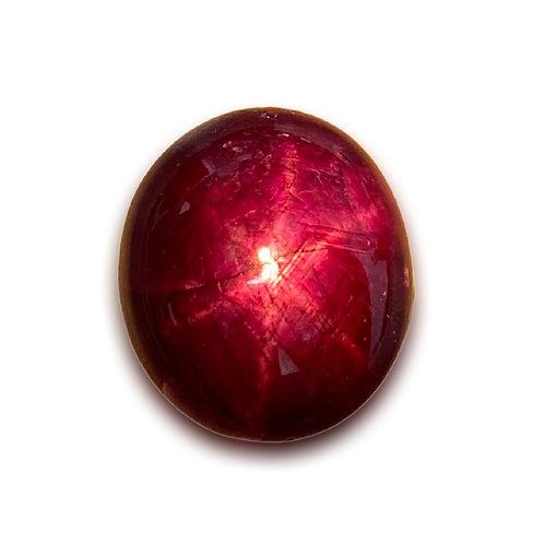 Natural Ruby Star 14.09 Cts