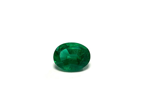 Emerald Oval 3.46 cts