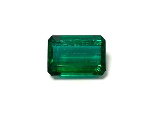 Emerald Emeraldcut 10.33 cts