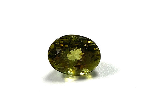 Alexandrite Oval 2.57 cts
