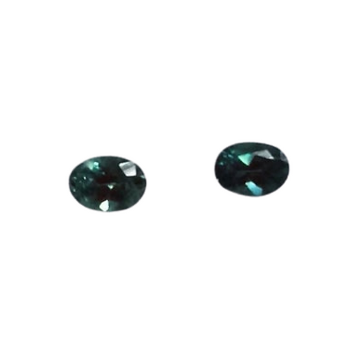 Alexandrite Oval Pair 2.5 x 3.5 mm