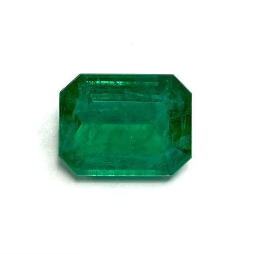 Emerald Emeraldcut 7.238 Cts