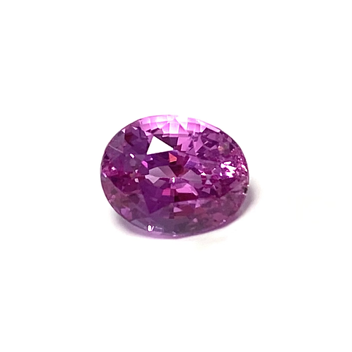 Pink Ceylon Sapphire Oval 1.50 Cts